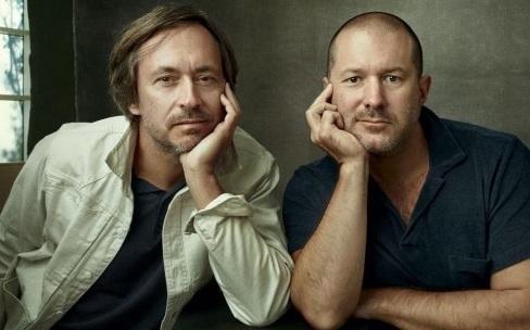Marc Newson : un mi-temps chez Apple
