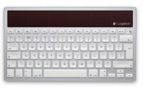Un clavier solaire Logitech pour Mac à 17,99 €