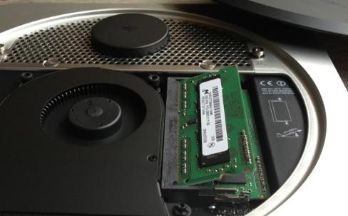 Mac mini 2014: plus difficile à ouvrir et plus lent ?