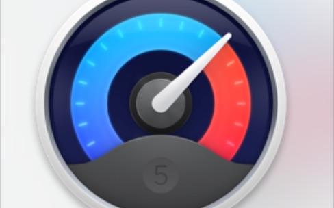 iStat Menus surveille le TCON de l'iMac Retina