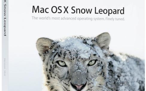 Pourquoi Mac OS X Snow Leopard est toujours en vente