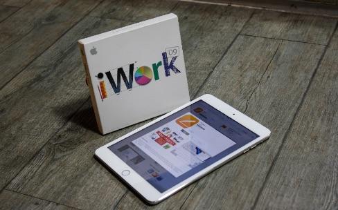 iWork : quand l'iPad a pris le pouvoir