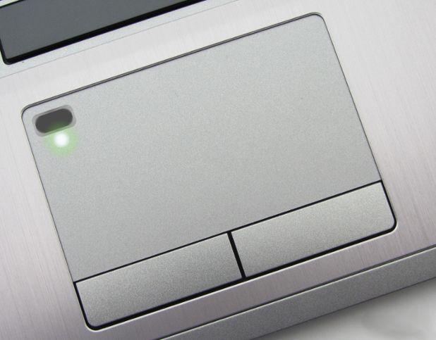 Un capteur SecurePad. Image Synaptics.