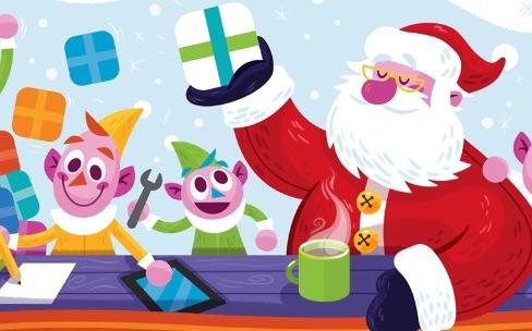 App Santa : des dizaines d'apps iOS et OS X en promo