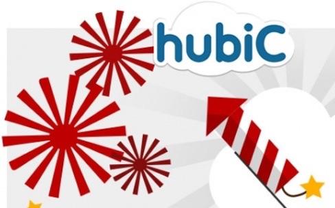 HubiC : un système de parrainage pour du stockage supplémentaire