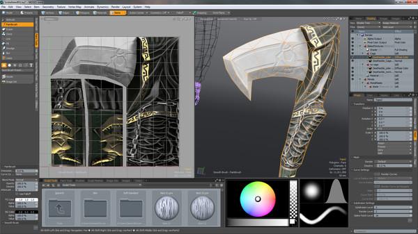 logiciel 3d mac cool semblable du autres logiciels de montage vido il est galement livr avec de. Black Bedroom Furniture Sets. Home Design Ideas