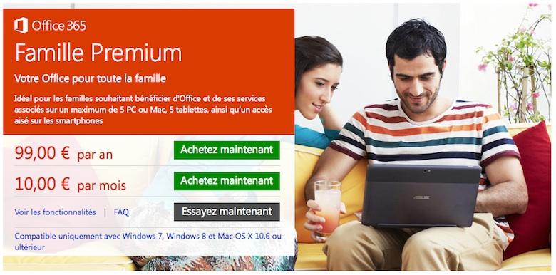 Office 365 et creative cloud des nuages qui peuvent - Installer office famille et etudiant 2013 ...