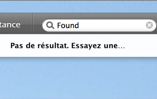 Found : Apple a-t-elle trouvé comment contrer Google ?