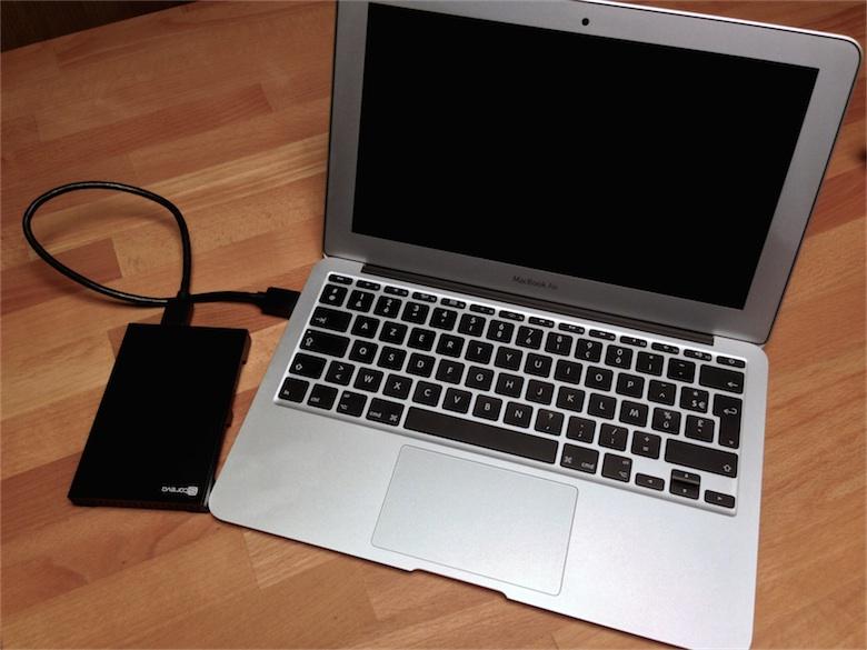tests  test du macbook air core i ghz debut