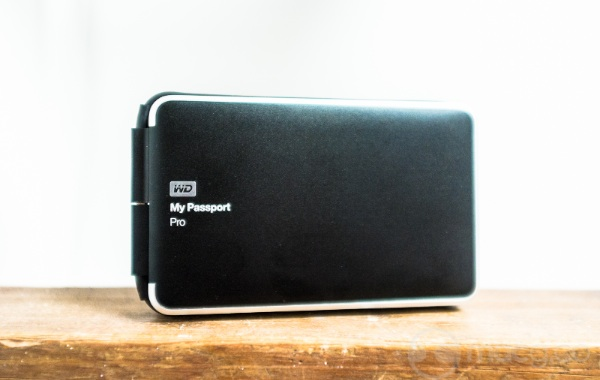 Test du RAID Thunderbolt mobile Western Digital My Passport Pro