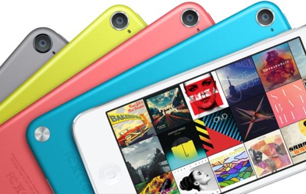 Les iPod touch baissent de prix