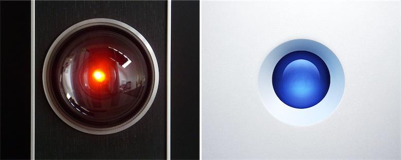 HAL-9000 est le jumeau maléfique du 5big.