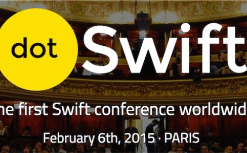 dotSwift : la première conférence sur le Swift sera à Paris