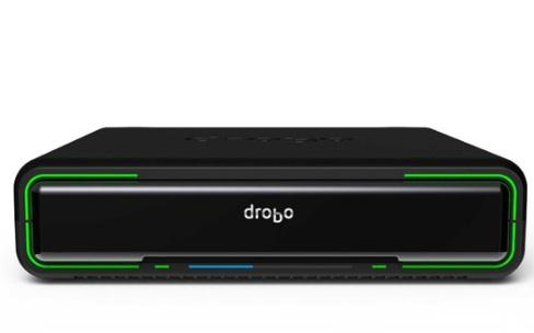 Un nouveau Drobo Mini avec SSD
