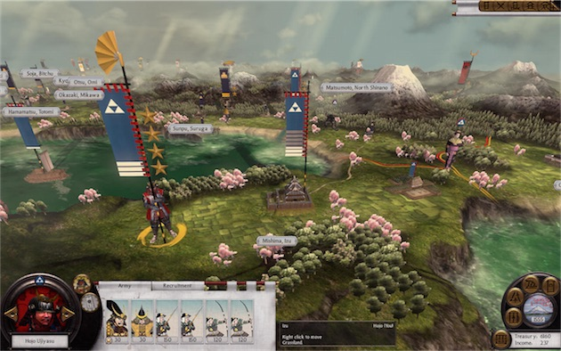 Total War: SHOGUN 2 est disponible sur le Mac App Store