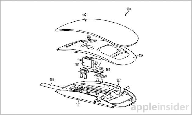 Brevet Apple : une autre souris est possible