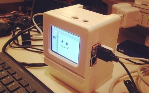 Mac Pi, l'autre Mini Mac à base de Raspberry Pi