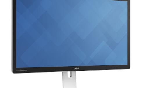Écrans : la 5K à la fin de l'année chez Dell