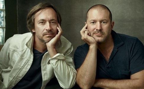 Marc Newson rejoint son ami Jony Ive chez Apple