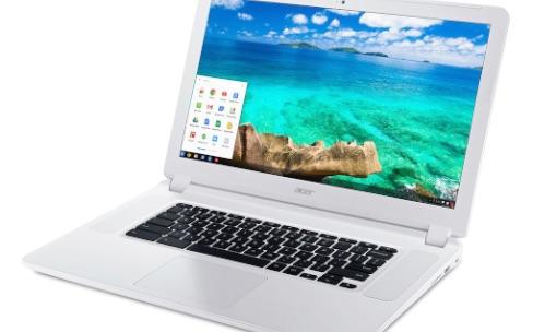 "Acer annonce un grand Chromebook ""Broadwell"""