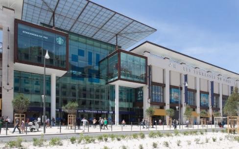 Apple n'ouvrirait pas d'Apple Store aux Terrasses du Port à Marseille