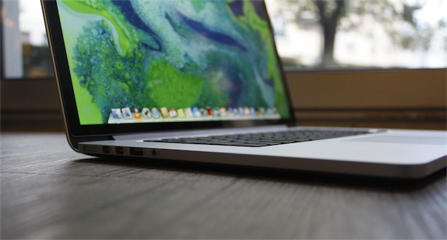 des ralentissements sur les nouveaux macbook pro retina 13. Black Bedroom Furniture Sets. Home Design Ideas