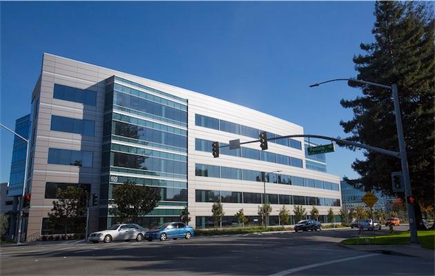 Les locaux de LinkedIn à Sunnyvale. Image San Jose Mercury News.