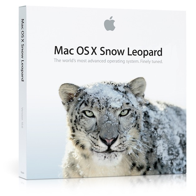 Pour beaucoup, cela reste le meilleur ami du Mac. Snow Leopard est d'alleurs toujours en vente sur l'Apple Store