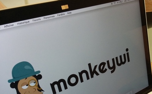 Le cache webcam monkeywi est disponible en précommande