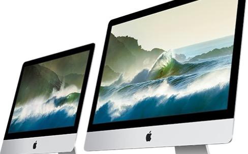 Surprise : les nouveaux iMac sont plus rapides que les anciens