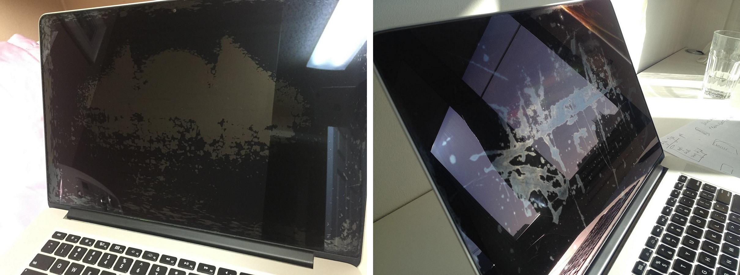 apple va remplacer les crans retina d t rior s des macbook et macbook pro macgeneration. Black Bedroom Furniture Sets. Home Design Ideas