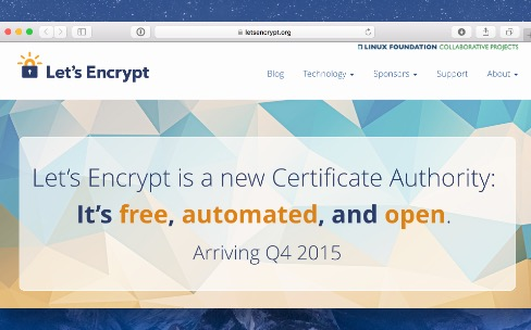 Let's Encrypt sur le point de sécuriser tout l'internet