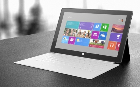 Microsoft reprend un MacBook 400 € contre une Surface Pro 4