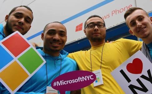 Le plus gros des Microsoft Store ouvre à New York
