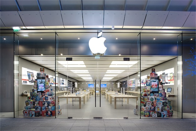 LApple Store Odysseum. Image Apple.