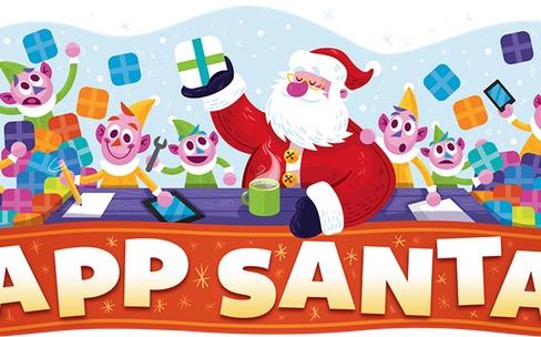 App Santa et WinterFest: toujours plus de promos d'apps