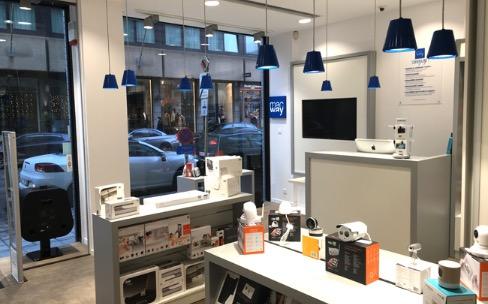 MacWay ouvre une boutique à Bruxelles