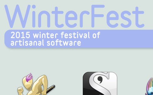 WinterFest: des réductions sur BBEdit, Nisus, DEVONthink...