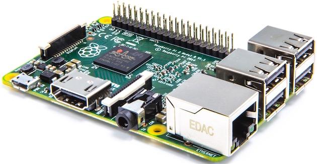 Un Raspberry Pi de dernière génération