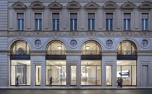 Apple paye 318millions pour fraude fiscale en Italie