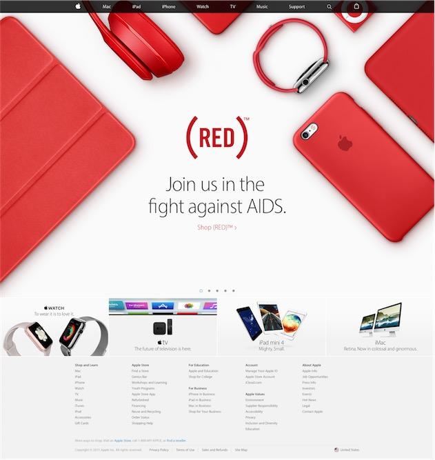 Seule la campagne (RED) est venue perturber cette séquence, du moins si l'on considère que le thème rouge et blanc n'est pas vraiment de saison.