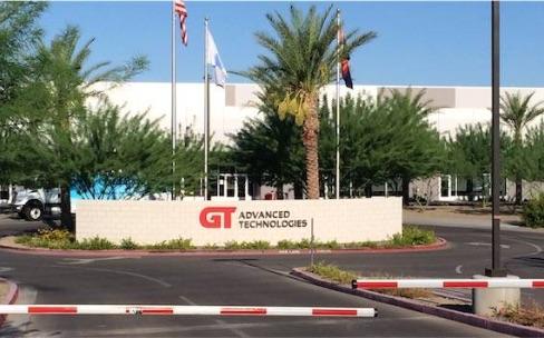 Apple va convertir l'usine de GTAT en data-center