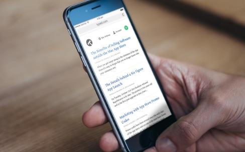 Typed.com : Realmac se lance dans l'hébergement de blog