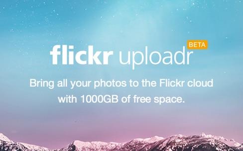 Flickr va chercher des idées chez Dropbox