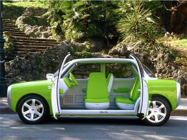 La Ford 021C, imaginée par Marc Newson.