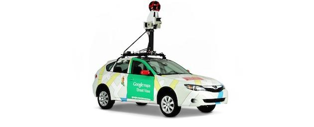 Une « Google car ».