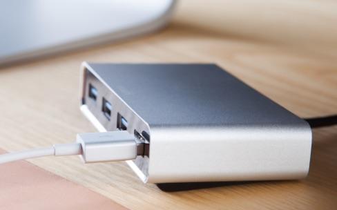 iLynx 3.0 : un hub USB 3.0 pensé pour l'iMac