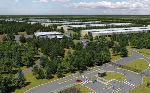 Apple va construire deux data-centers en Europe