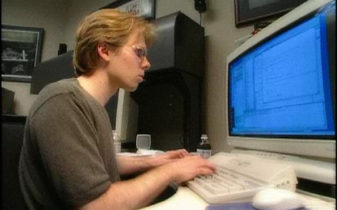 Chez les Carmack on apprend à programmer sur AppleIIc