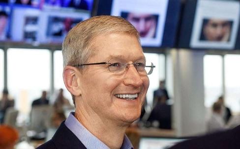 Tim Cook évoque l'Apple Car